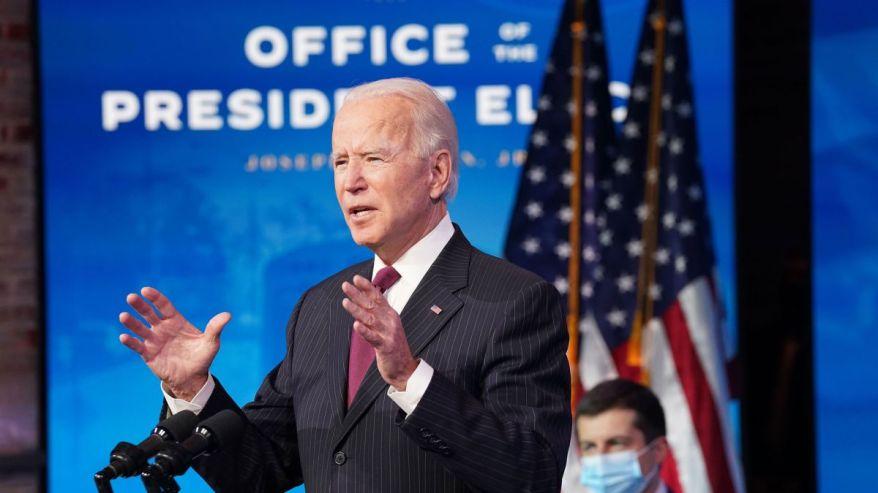 Biden expected to get coronavirus vaccination early next week - CNNPolitics