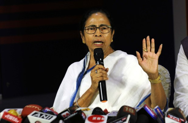 West Bengal Chief Minister and All India Trinamool Congress Supremo Mamata Banerjee.