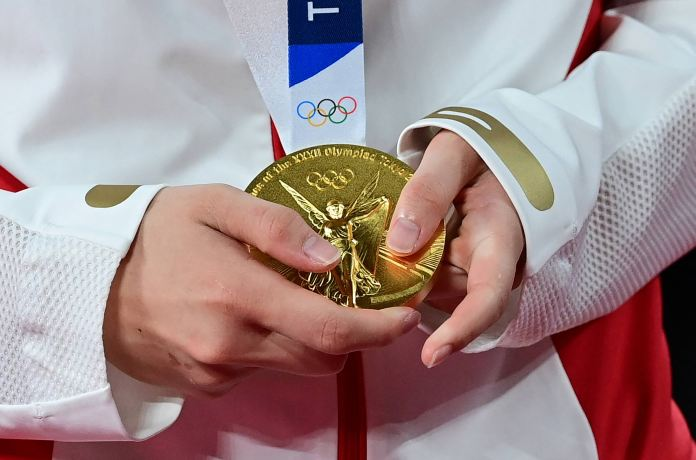 8) Sunday saw 26 gold medals awarded at the Tokyo Olympics