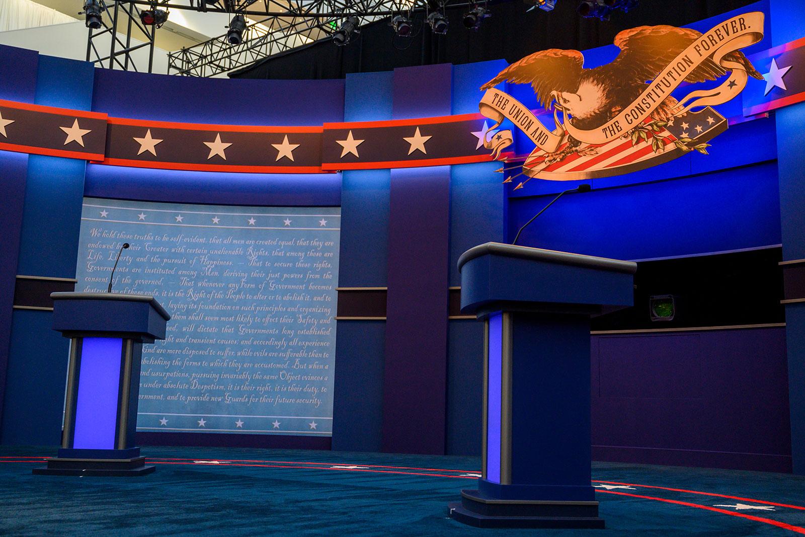 President Trump Says He Won T Participate In A Virtual Debate