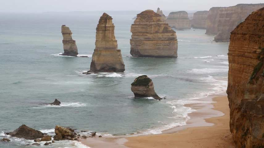Great Ocean Road in Australia  Day trip to 12 Apostles   CNN Travel The stunning limestone formations known as the 12 apostles