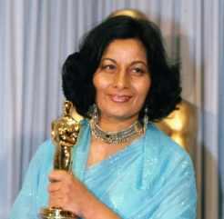 Bhanu Athaiya, India's first Oscar winner, dies age 91 - CNN Style