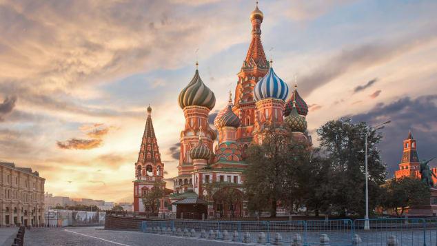 モスクワ、ロシアを含む東ヨーロッパの都市がトップ10の大部分を占めています。