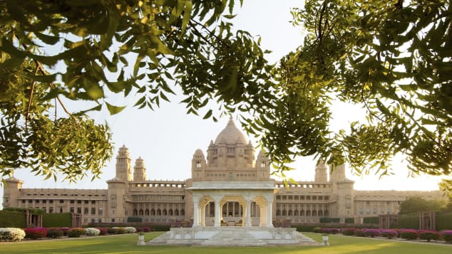 The Umaid Bhawan Palace was converted to a hotel in the 1970s.