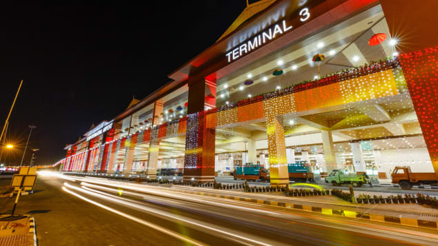Cochin International Airport's new Terminal 3.