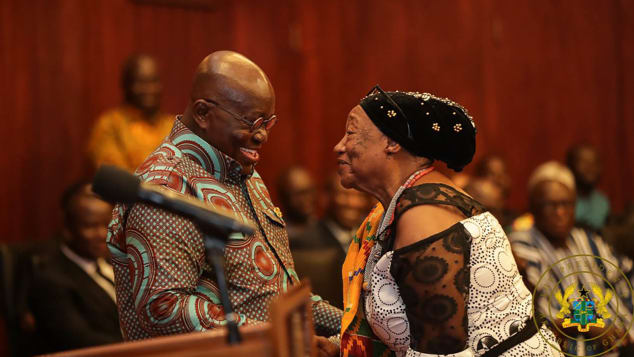 Ghana made 126 African-Americans and Caribbeans its citizens part of Year of Return celebrations
