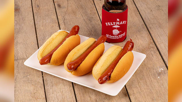 It's estimated that Americans eat 7 billion hot dogs between Memorial Day and Labor Day alone.