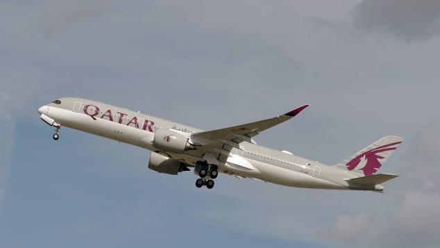 Al Baker has praised the efficiency of the A350.