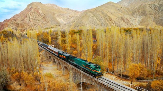 03 UNESCO world heritage_Trans Iranian Railway