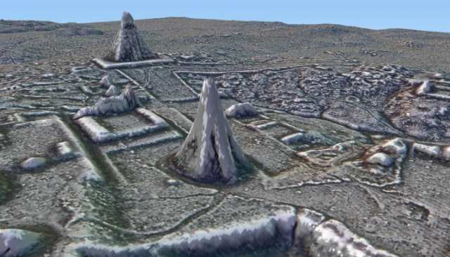 ancient Mayan structures discovered 4