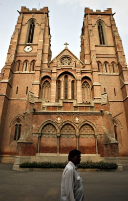 Lahore Cathedral Church of the Resurrection RESTRICTED