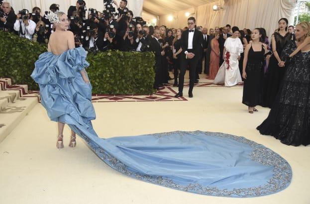 22 met gala red carpet Diane Kruger