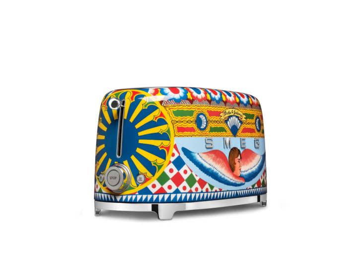 Tostapane grande SMEG Dolce&Gabbana