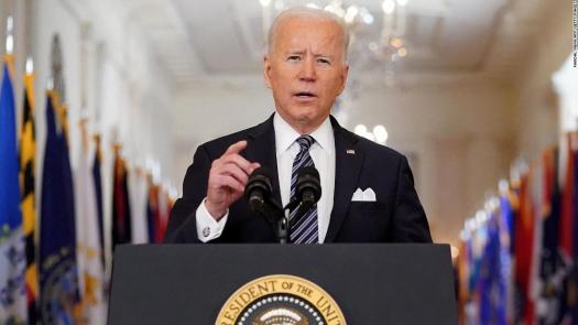Watch President Biden's full primetime address - CNN Video