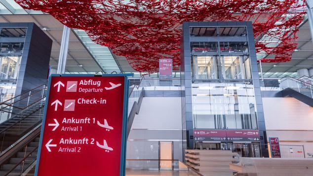 Berlin Brandenburg airport still unfinished