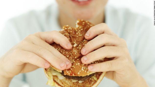 Who can resist a juicy handburger?