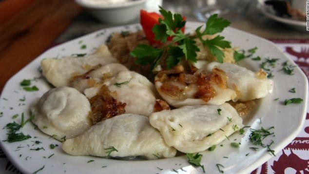 Pierogi: The perfect Polish comfort food.
