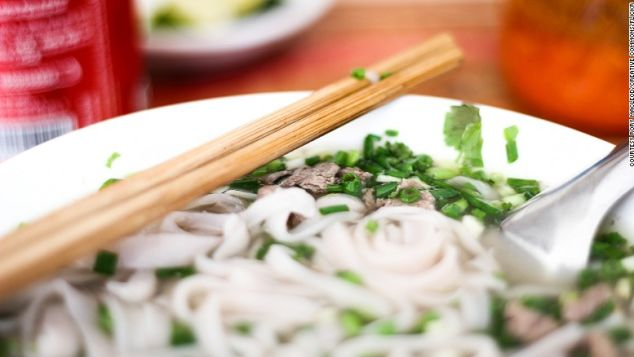 Pho is a noodle soup and a pillar of Vietnamese cooking.
