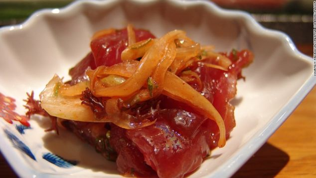 Poke has its origins on the streets of Hawaii - now it's has gone global.