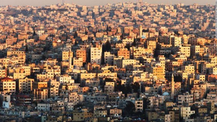 Amman: Capital of Islamic Culture in 2017.