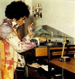 Jimi Vinyl