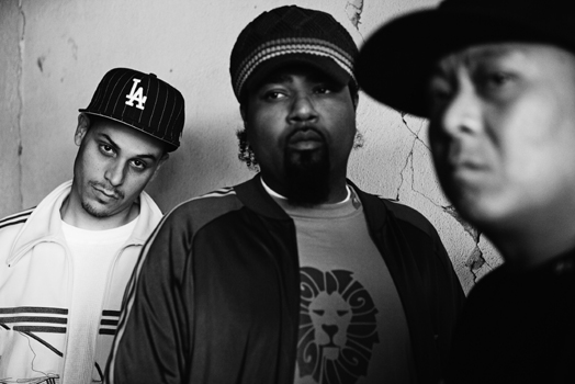 dilated peoples x3
