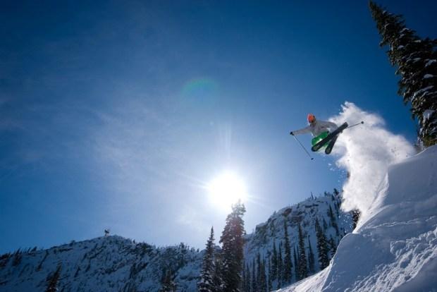 Ski-alpin-Whistler-Colombie-Britannique-Canada