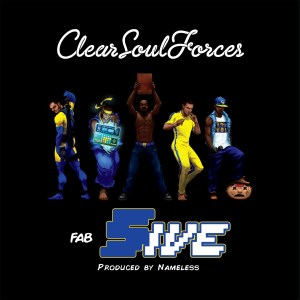 CSF Fab 5ive