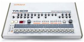 la TR-909 la musique