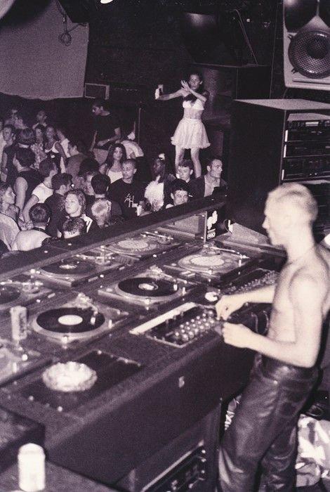 Histoire de la house music