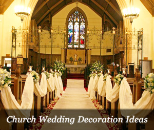 Church Wedding Decoration Decorations Archive 4