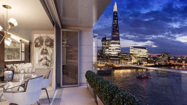 Show home room by room - Landmark Place, Tower Bridge