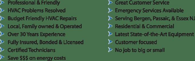 HVAC Services & Boiler Systems in Paramus NJ