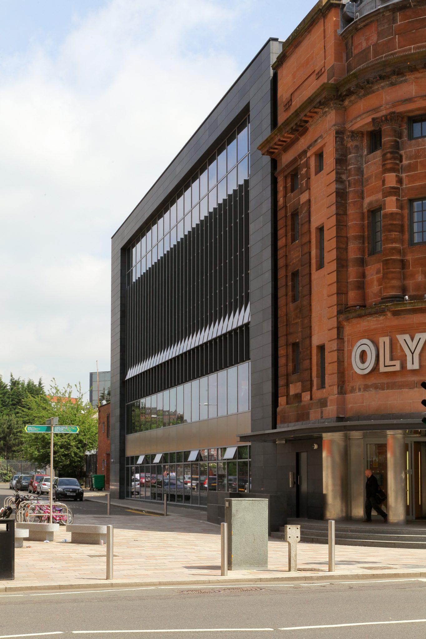 Olympia Theatre Glasgow