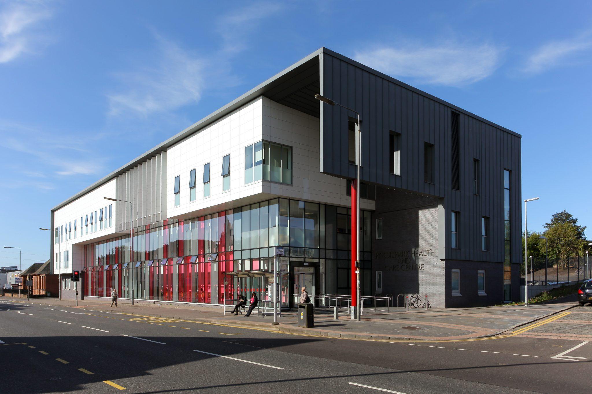 Saracen Street Health Centre