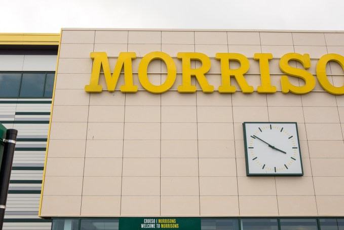 Morrisons Cardiff