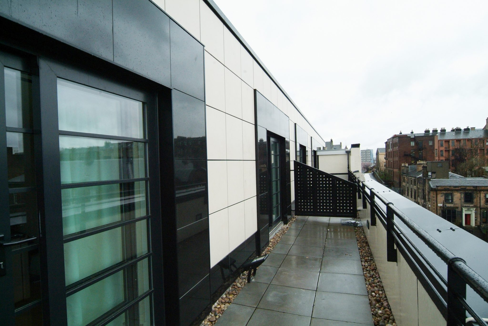 Beresford Building Glasgow Granite