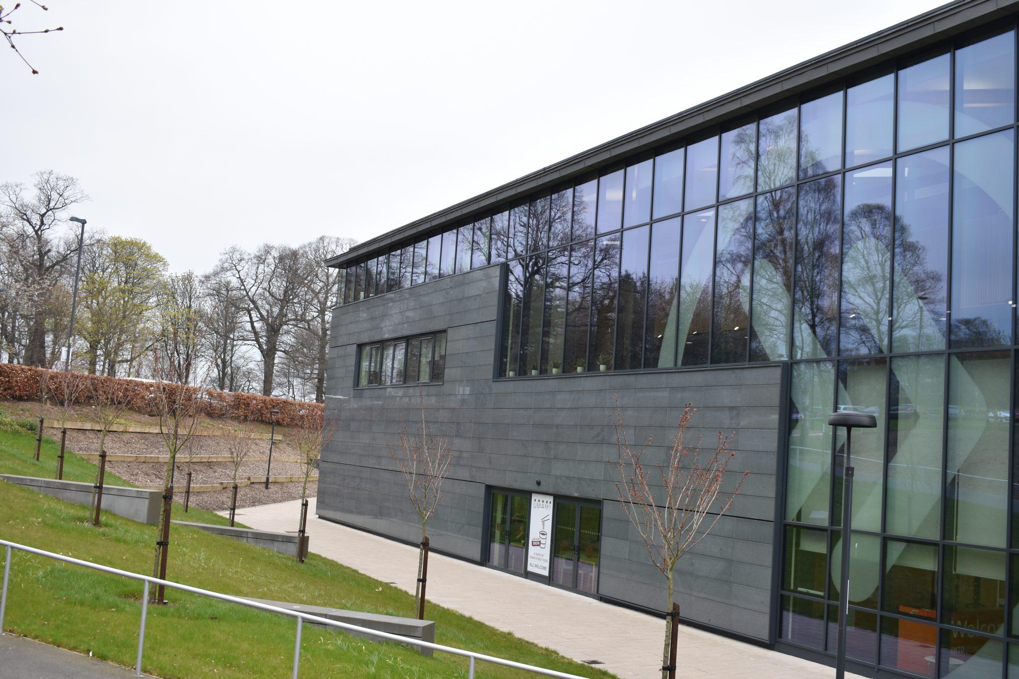 Stirling University Granite