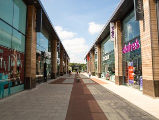 Whiteley Shopping Centre