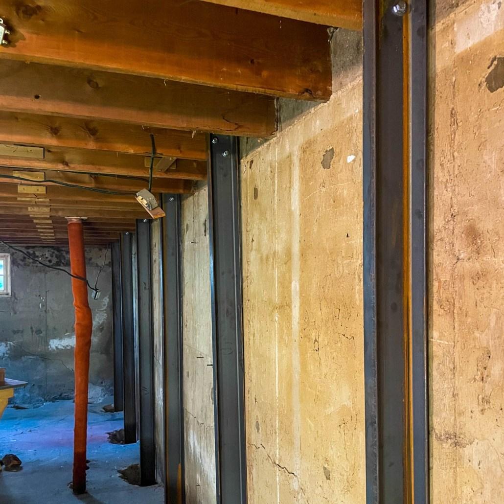 How to brace a basement in Regina-dynamic foundations