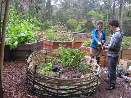 Permaculture Meets Creative Design Weekend - Dynamic ... on Backyard Permaculture Design id=38060