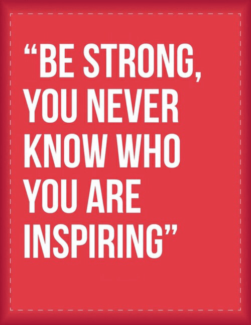 Be an inspiration by living your Truth