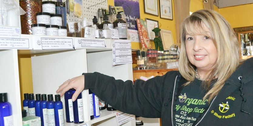 Organic Body Shop
