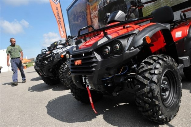 Argo ATVs