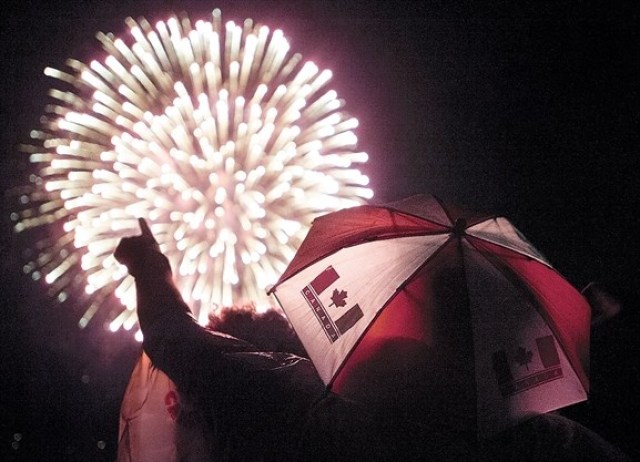 What is Canada Day History