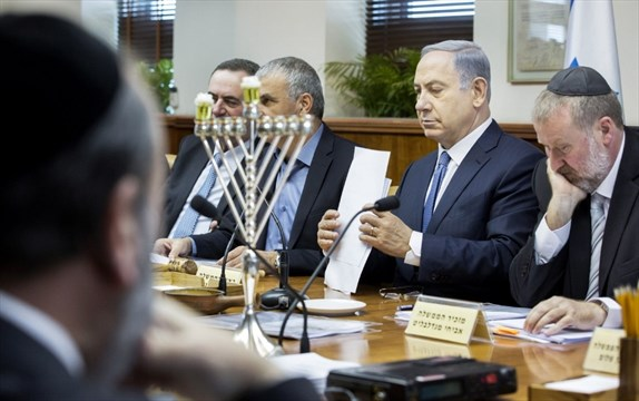 Israel ponders alternatives to one-state solution as ...