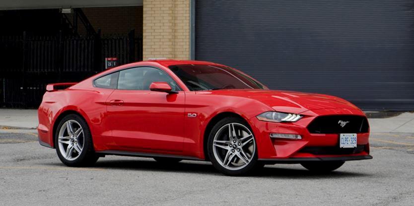 Manual transmission (manual optional) mpg: Review 2020 Mustang Gt Fastback Toronto Com
