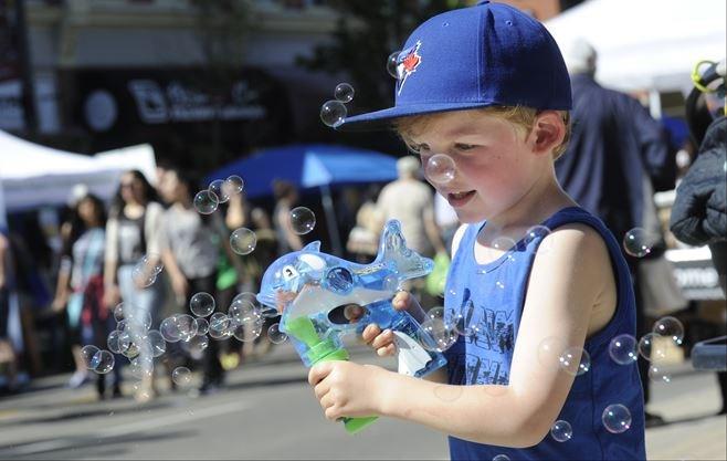 Downtown Milton Street Festival