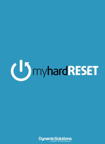 My hard reset