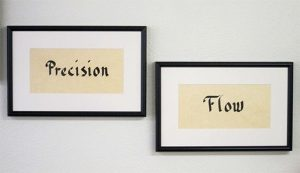 principles of Pilates - precision-flow